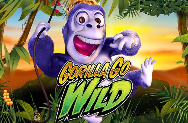 Gorilla Go Wild la slot machine