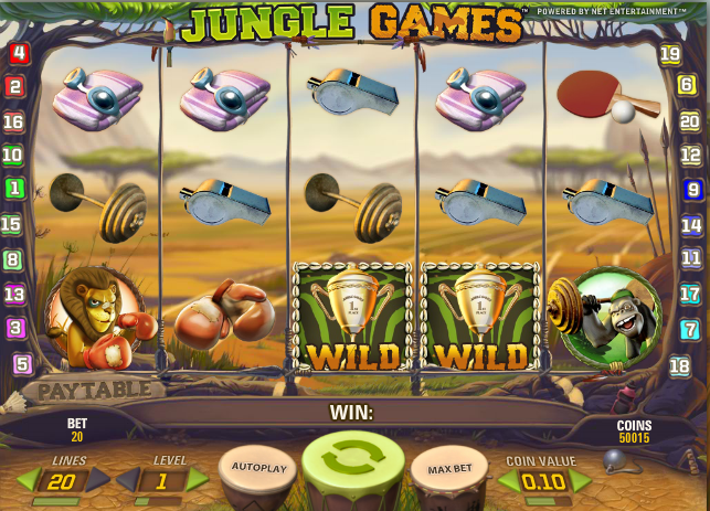 Screenshot jungle games