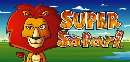 logo super safari