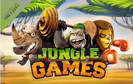 logo Jungle games