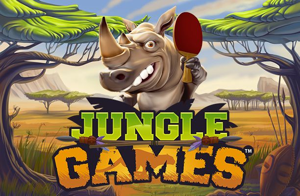 Jungle Games Logo Altrnativo