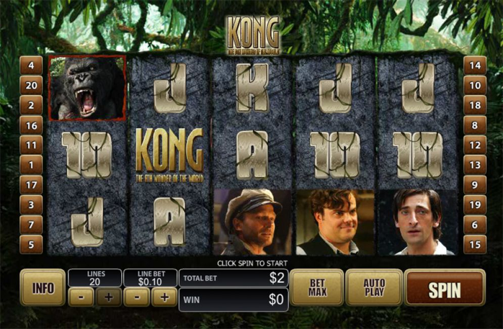 king kong screenshot